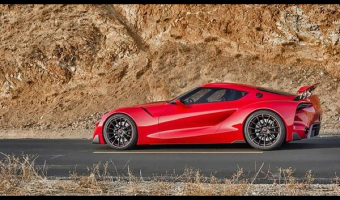 Toyota Supra MY 2016: arrivano rumor su un possibile motore ibrido
