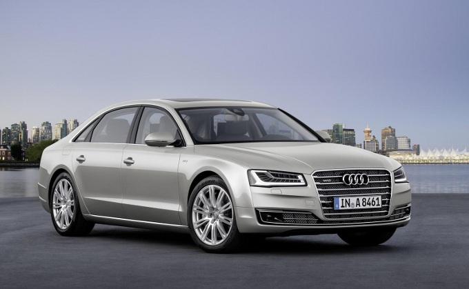 Audi A8 e-tron, indiscrezioni sul motore dell'ammiraglia ecologica