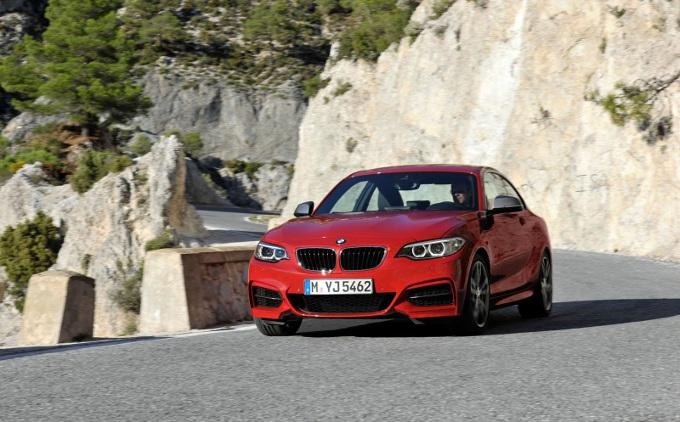 BMW M2, la produzione inizierà da novembre 2015