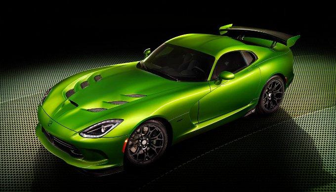 Dodge Viper 2015, aumento della cavalleria programmato per l'anno prossimo