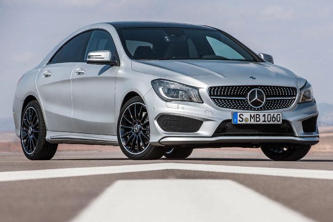 Mercedes: nuovi motori e varianti 4MATIC per Classe A, CLA e GLA