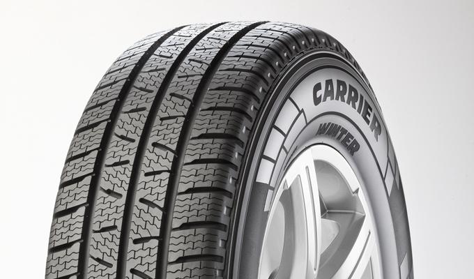 Pirelli Carrier Winter, il nuovo pneumatico invernale per i veicoli commerciali