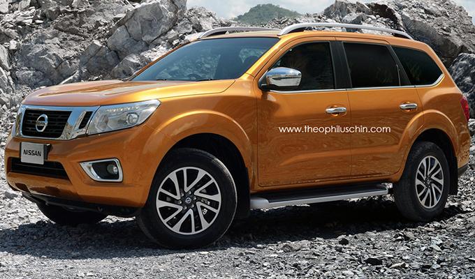 Nissan Navara: nei piani del marchio un potenziale ibrido tra pick-up e SUV