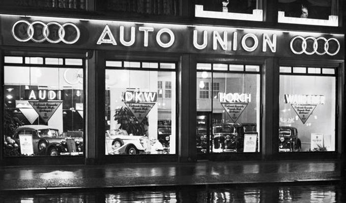 Gruppo Volkswagen: rumor parlano del ritorno del nome Auto Union