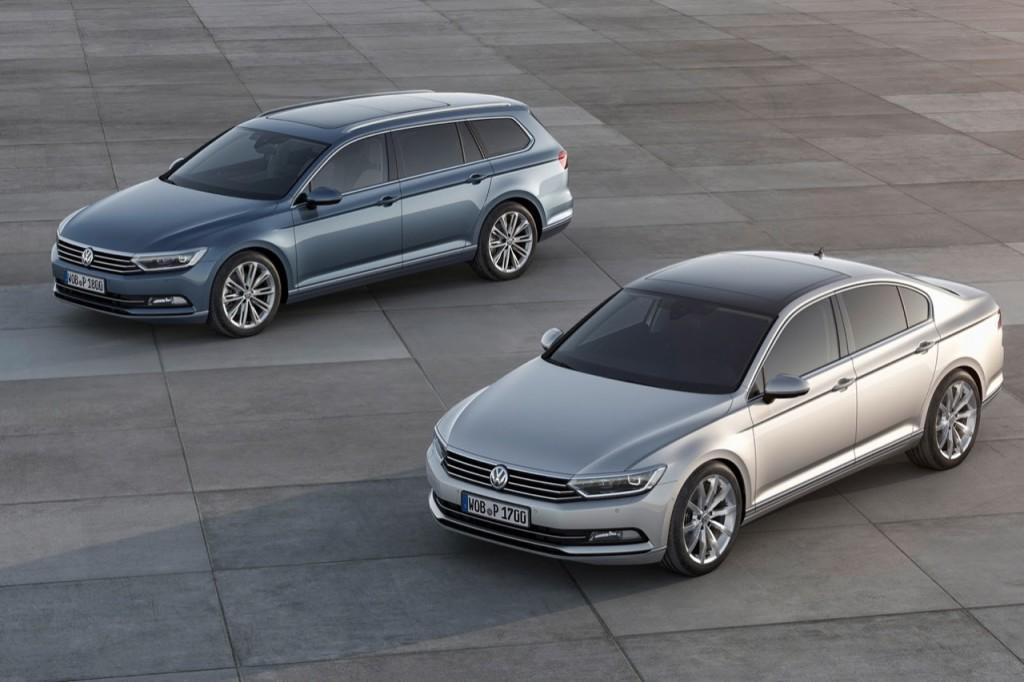 Nuove Volkswagen Passat e Passat Variant ordinabili nelle concessionarie