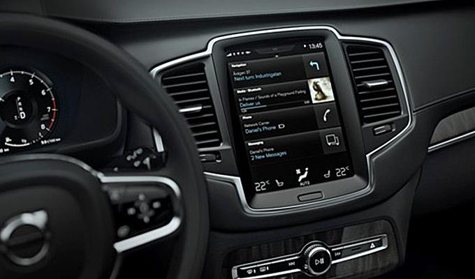 Volvo Android Auto, anche Google sbarca sui sistemi di infotainment