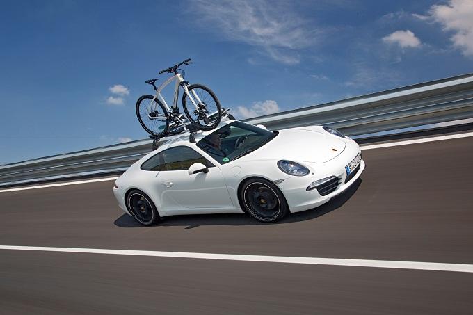 Porsche 911 La Sportiva A Prova Di Vacanza