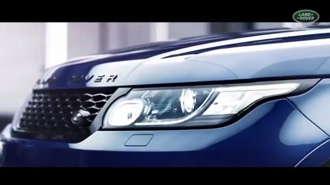 Range Rover Sport SVR in azione sul circuito di Silverstone – Video