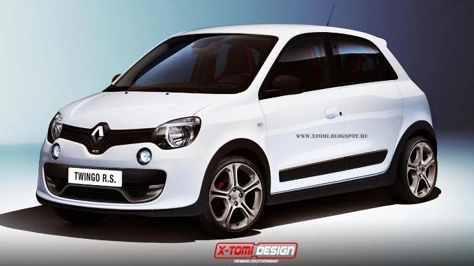 Renault Twingo GT: confermata la versione sportiva della terza generazione di Twingo
