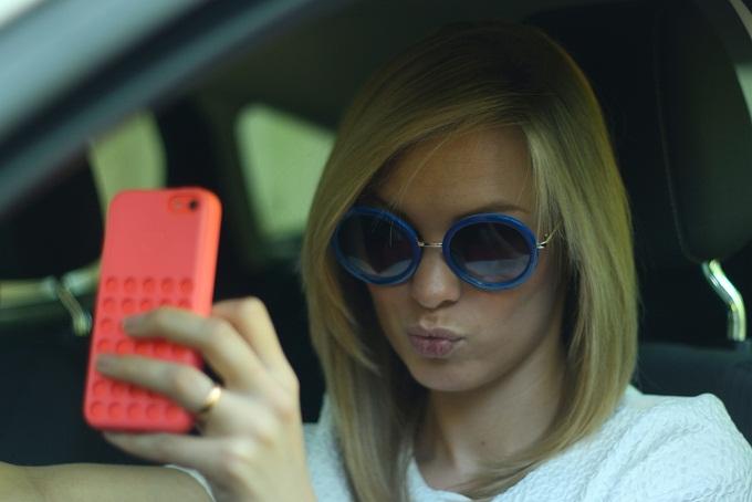 Selfie alla guida - Ricerca di Ford