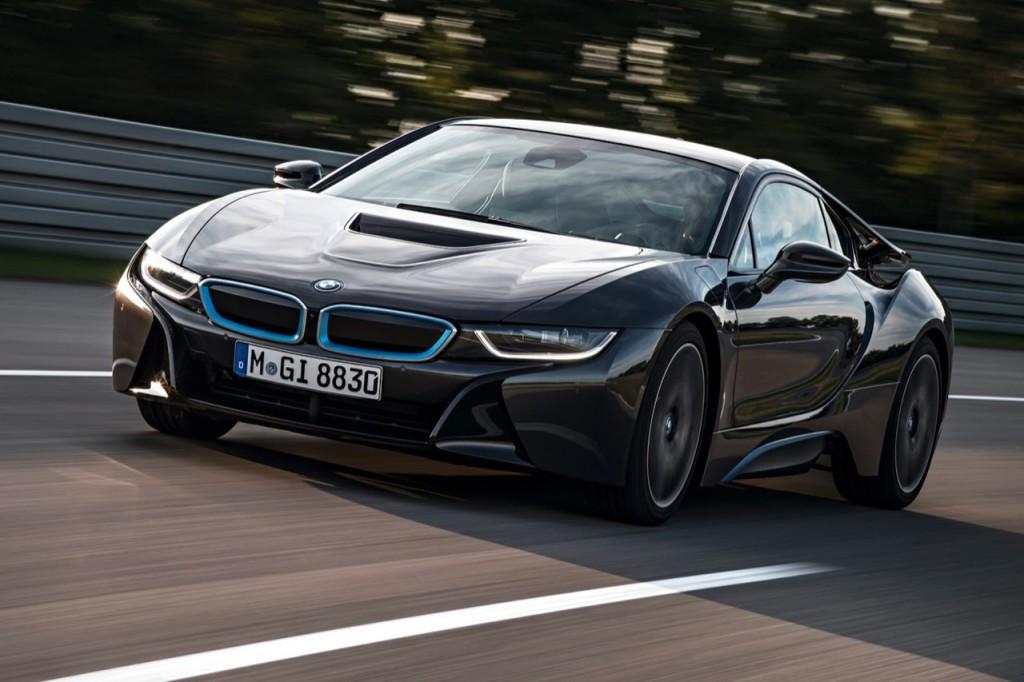 BMW i8, esordio da sold out nel Regno Unito