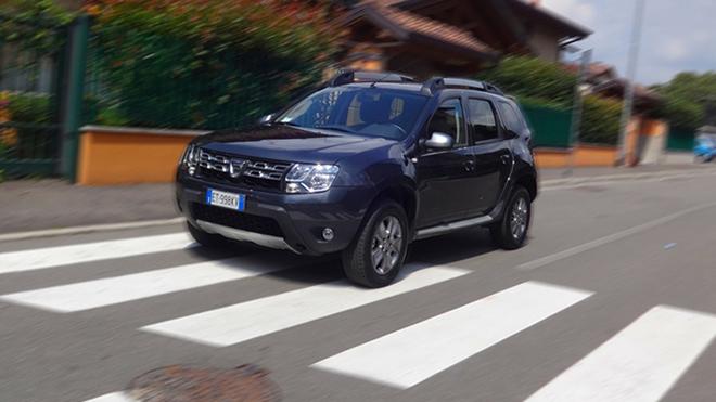 Dacia duster my 2014 prova su strada for Prova su strada dacia duster 4x4