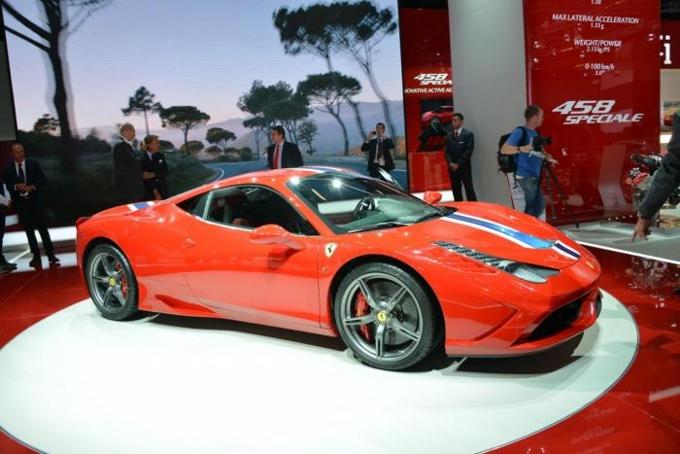 Ferrari 458 Spider Speciale in produzione limitata a soli 458 esemplari?