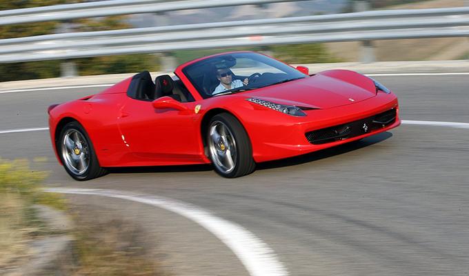 Ferrari 458 Speciale Spider, rumor su un possibile debutto a Pebble Beach 2014