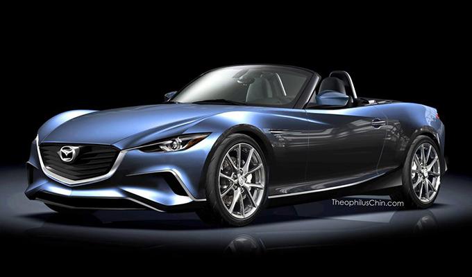 Mazda MX-5, la nuova generazione sarà completamente diversa dalla precedente