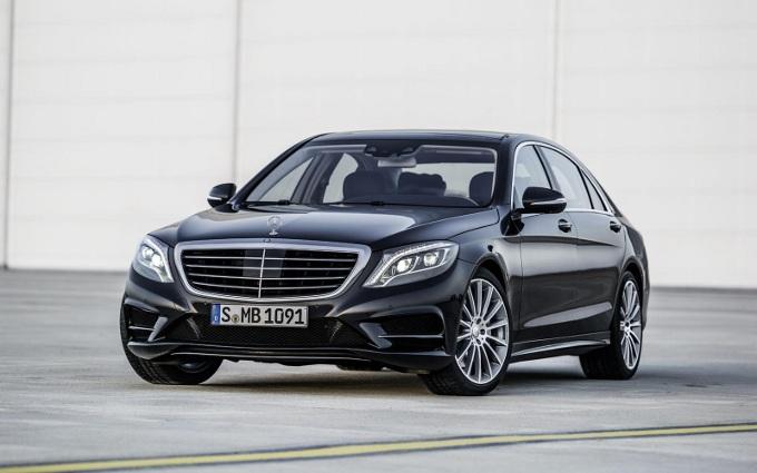 """Mercedes Classe S, la futura generazione anche con """"gesture control"""""""