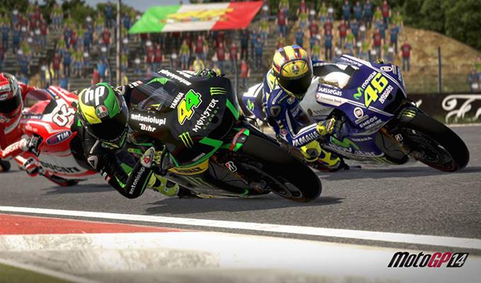 MotoGP 14 - Recensione