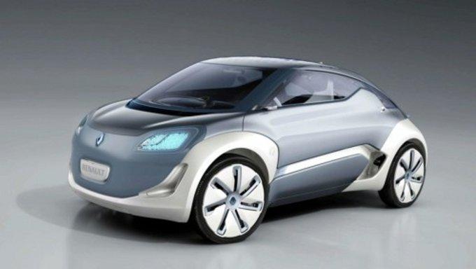 Renault: debutto di una concept eco-friendly a Parigi