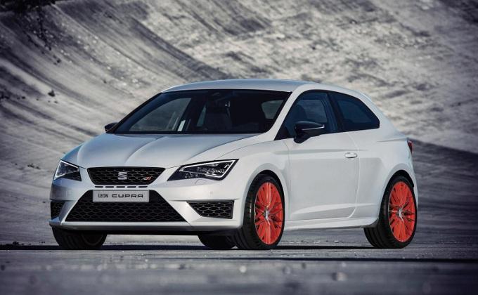 SEAT Leon Cupra 280 Sub8 Performance Pack, pacchetto sportivo a prova di 'Ring