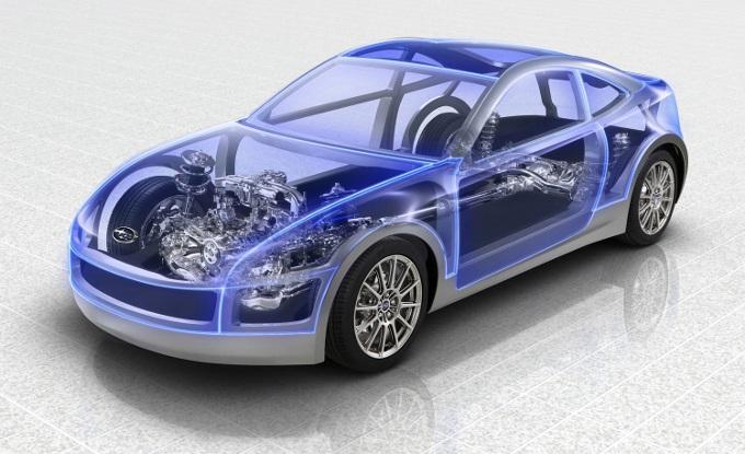 Subaru, pianale unico per la gamma futura