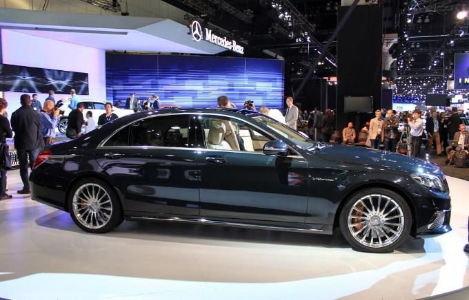 Salone di Los Angeles 2014: tre anteprime per Audi e Mercedes