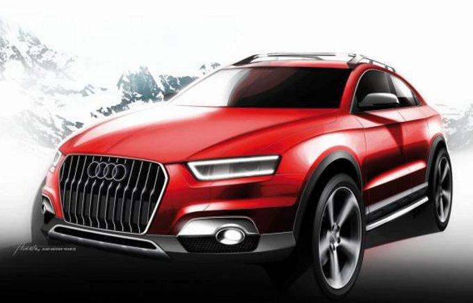 Audi Q3 La Nuova Generazione Arriver 224 Nel 2018