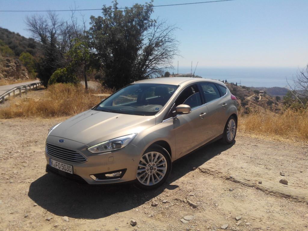 Ford Focus MY 2015 – Primo Contatto