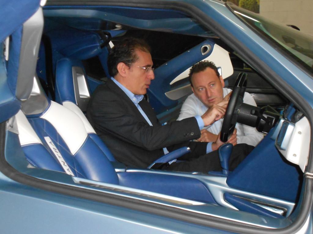 Mazzanti Automobili realizzerà il nuovo centro R&S all'interno dell'Autodromo di Pontedera