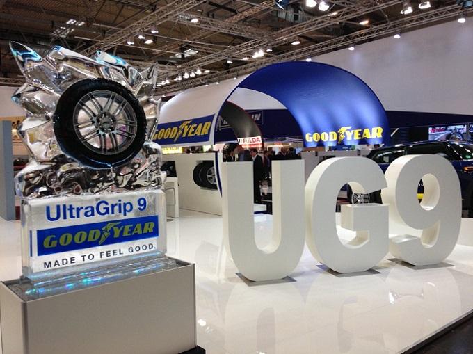 Goodyear UltraGrip, è nata la nona generazione