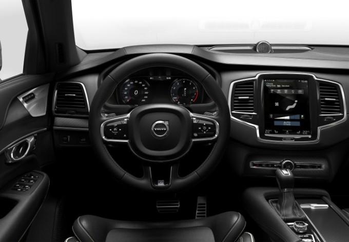 Volvo XC90 RDesign: interni tra comfort e hi-tech