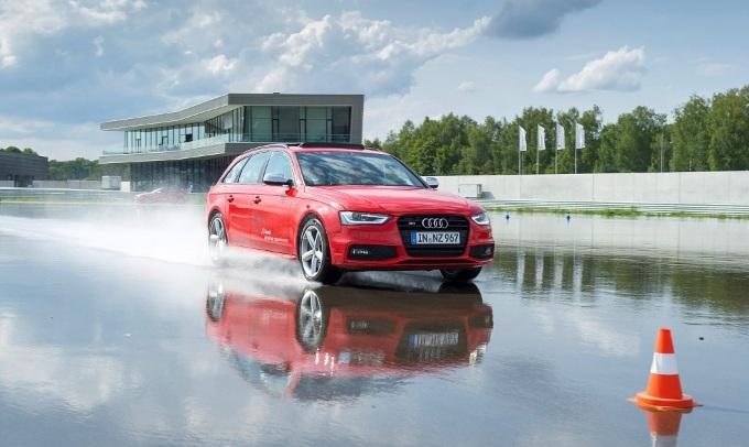 Audi apre un Driving Experience Center in Germania