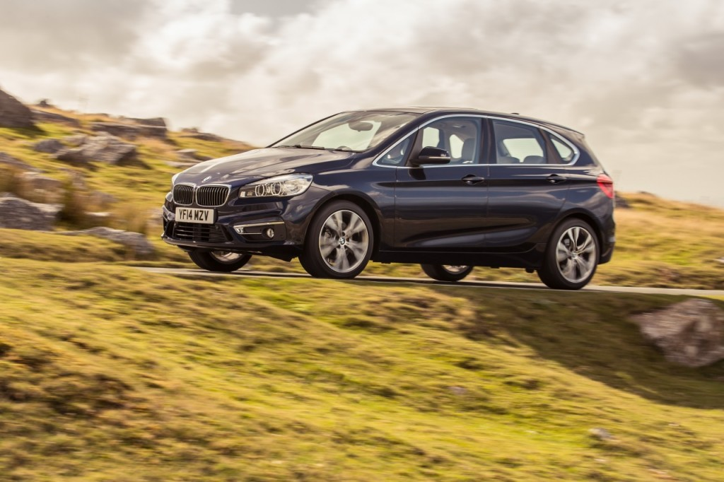 BMW Serie 2 Active Tourer  (2014)