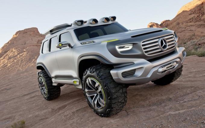 Mercedes GLB potrebbe arrivare nel corso del 2019