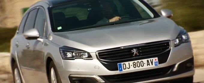 Nuova Peugeot 508, carattere da ammiraglia