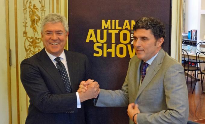 Milano Auto Show 2014, annunciata la presenza della Motor Valley