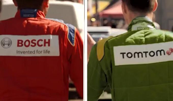 TomTom-Bosch, un'alleanza all'insegna della guida assistita