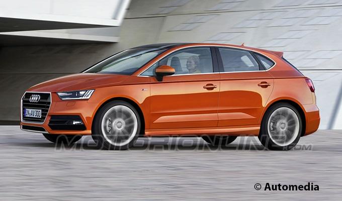 Audi A3 Vario, l'incarnazione del progetto Super-Avant [RENDERING]