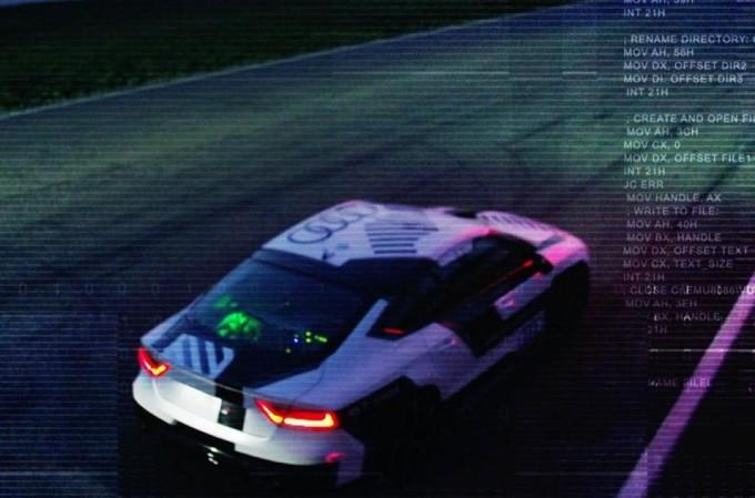 Audi RS7 piloted driving concept car, l'auto a guida autonoma più sportiva del mondo