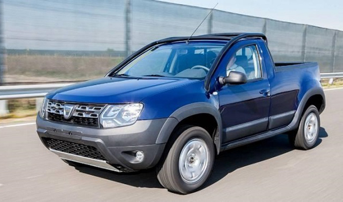 Configurare duster pick up autos post for Dacia duster listino