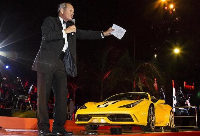Ferrari 458 Speciale A, primo esemplare venduto a 900.000 $ per beneficenza