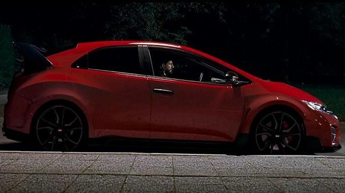 Honda Civic Type-R protagonista di un nuovo trailer [VIDEO]