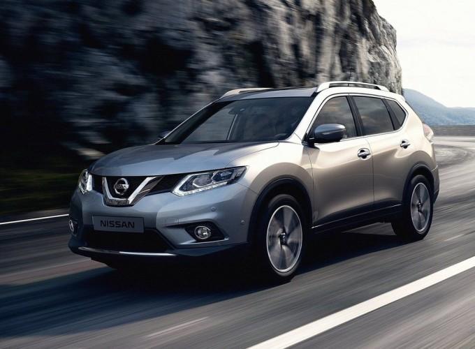 Nissan X-Trail MY 2014 si aggiudica le 5 stelle Euro NCAP