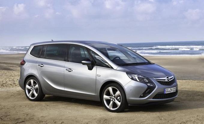 Opel Zafira e Opel Meriva, le prossime generazioni saranno dei crossover