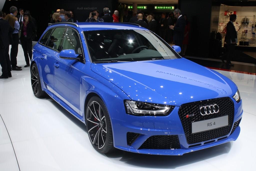 Audi Rs4 Ora 232 Ufficiale La Prossima Generazione Dice