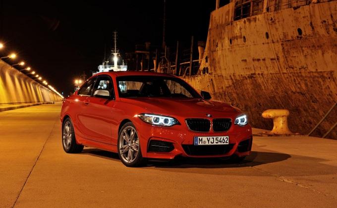 BMW M2 non verrà presentata al Salone di Detroit