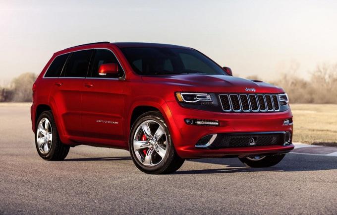 Jeep, in programma nuovi modelli SRT