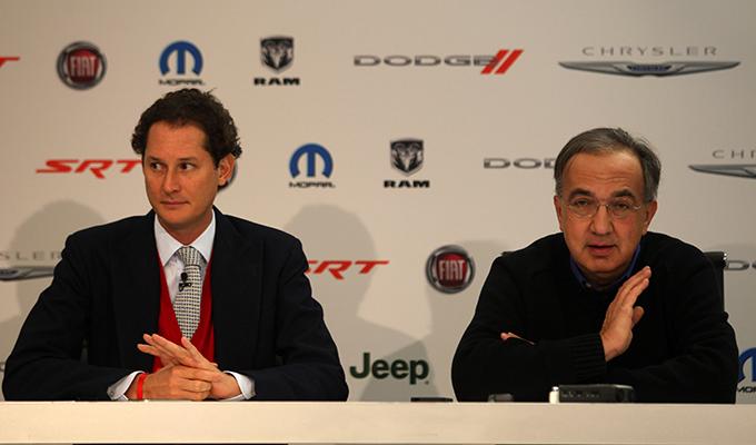 Fiat-Chrysler, Marchionne rimane fino al 2018