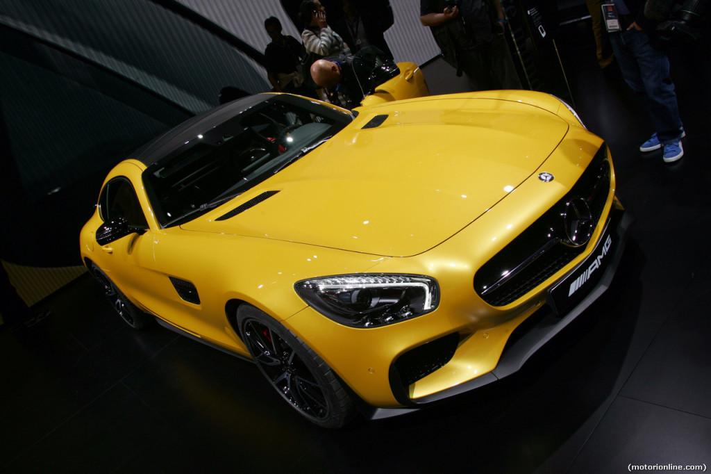 Nuove Mercedes AMG GT e C63 AMG: svelati i prezzi per la Germania