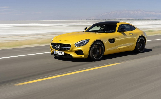 Mercedes AMG GT rimarrà per almeno due generazioni