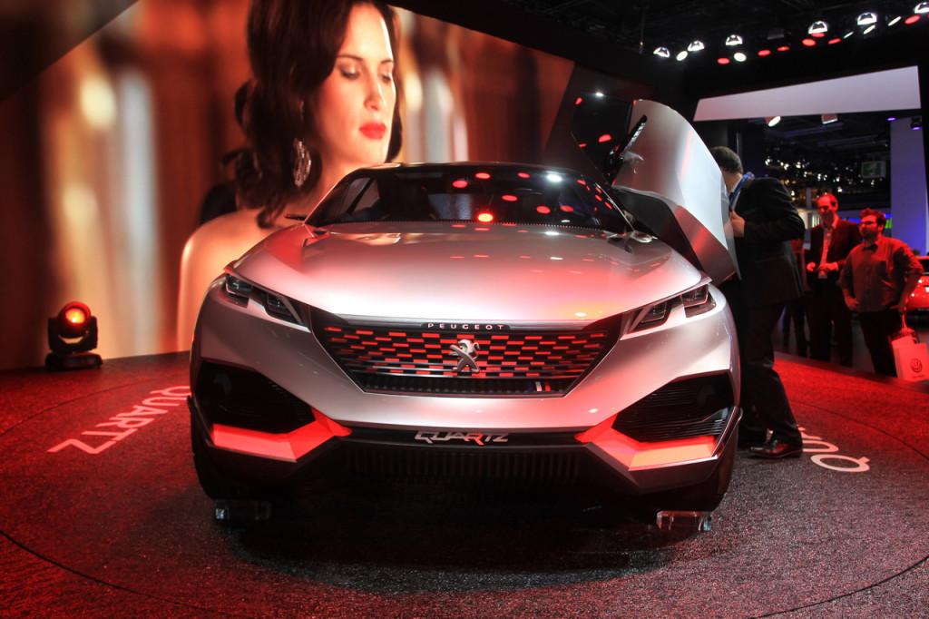 Peugeot al Salone di Parigi 2014 con lo sguardo proiettato al futuro [VIDEO]